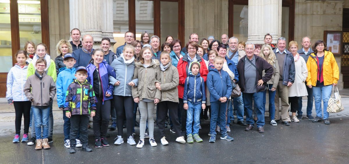 Ausflug Narrengemeinschaft Lanzenkirchen 2019